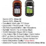 GARMIN GPS ETREX  20 ETREX 30