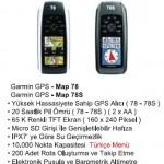 GARMIN GPS MAP 78 MAP 78S