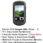 GARMIN GPS OREGON 550
