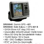 GPS 421 BALIK BULUCU+GPS 421S