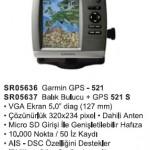 GPS 521 BALIK BULUCU+GPS 521S