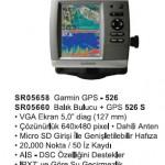 GPS 526 BALIK BULUCU+GPS 526S