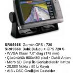 GPS 720 BALIK BULUCU+GPS 720S