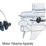 MOTOR YIKAMA APARATI