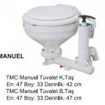TMC MANUEL TUVALET