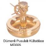 DÜMENLİ PUSULALI KÜLTABLASI MD005