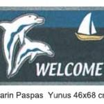 MARİN PASPAS YUNUS 46X68